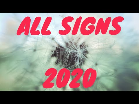 TAROT 2020 - 3 MAJOR EVENTS | ALL SIGNS
