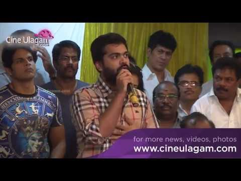 Simbu and Mumtaj Speak about Vishal and Nadigar Sangam Election | Shaam, Nirosha