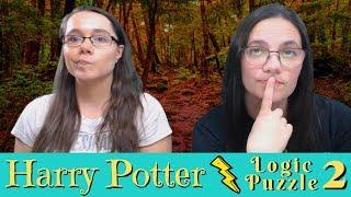 Harry Potter Logic Puzzle II | Pottermasters