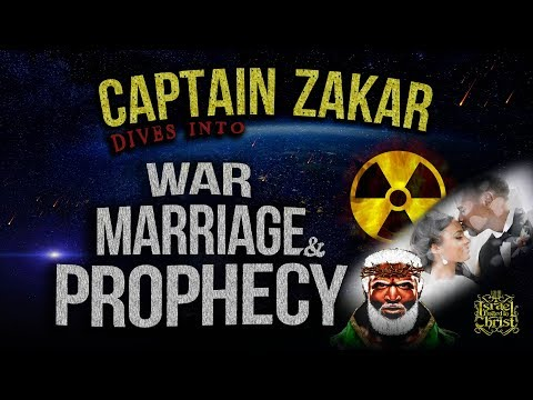 IUIC: Captain Zakar Dives Into War Marriage and Prophecy