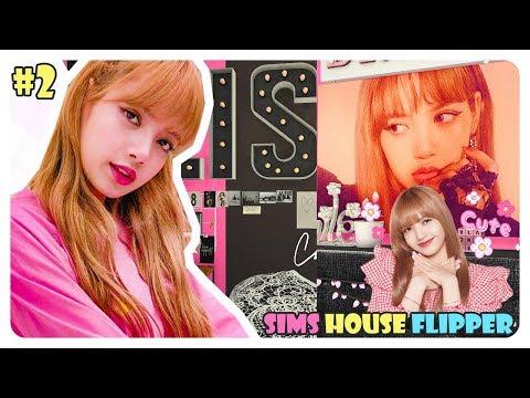Sims House Flipper  | SWAG TUMBLR KAMAR LISA 🖤💕 thumbnail