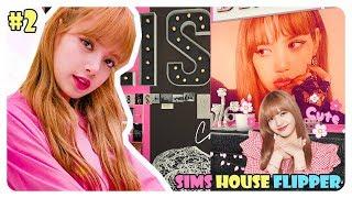 Sims House Flipper SWAG TUMBLR KAMAR LISA