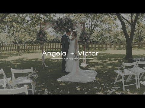 Video de boda Asturias Jardines del Arbesu Angela+Victor 2018