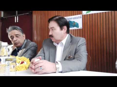 Kazakhstan Ambassador Bulat Sarsenbayev on India Kazakh Relationship