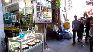 Bazar-E-Vakil in Shiraz | Travel to Iran 2012