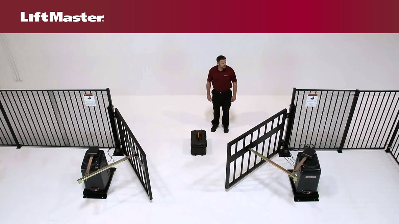 error code 70 75 gate opener troubleshooting liftmaster [ 1280 x 720 Pixel ]