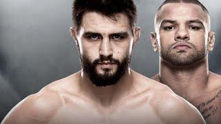 UFC Fight Night - Condit vs. Alves promo