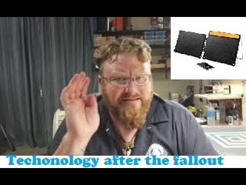 Survival Matt - Gear Review - BioLite Solar Panel