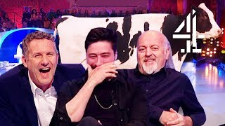 How BIG is This Cow Everyone's Talking About?? With Mumford & Sons & Bill Bailey | The Last Leg