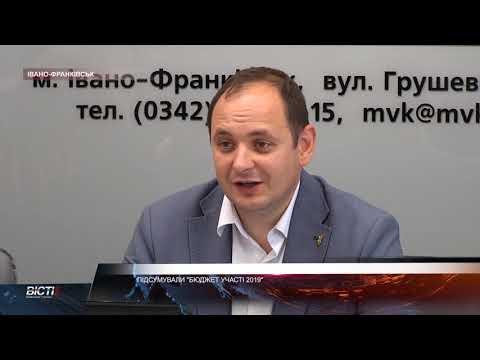 """В Івано-Франківську підсумували """"Бюджет участі-2019"""""""
