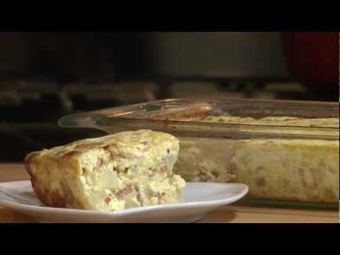 Breakfast Recipe - How to Make Easter Breakfast Casserole