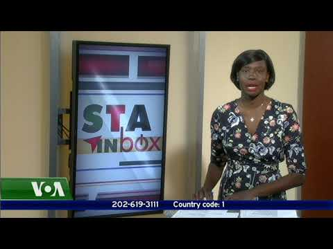 Straight Talk Africa SOCIAL MEDIA REPORT with AYEN BIOR