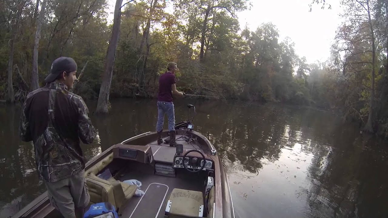 Gopro lake houston fishing trip 12 youtube for Lake houston fishing report