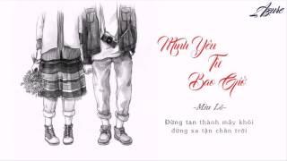 Mình yêu từ bao giờ - Miu Lê (lyrics)