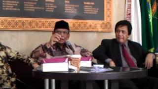 Indonesia Incorporated Oleh KH Hasyim Muzadi (bag.1) | Perubahan Kelima