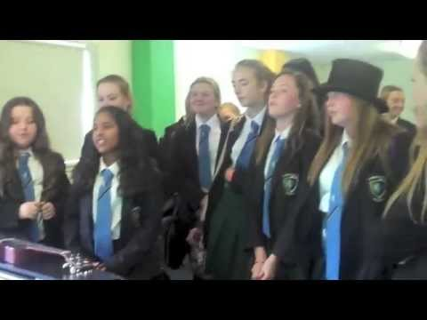 Comenius Student Video for Estonia trip May 2014