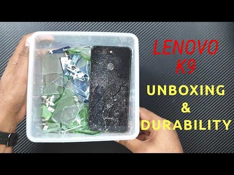 [हिंदी] Lenovo K9 Durability Test (DROP, SCRATCH, WATER, BEND) ! Premium Budget Device ?