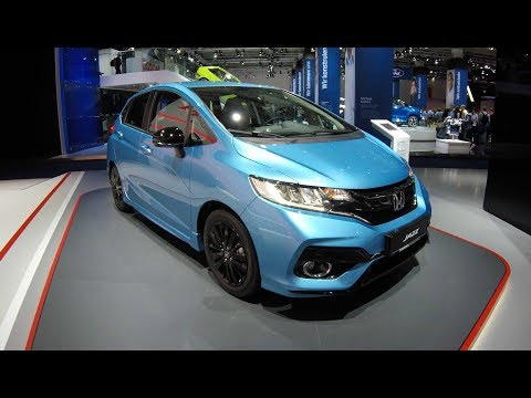HONDA JAZZ DYNAMIC ! NEW MODEL 2017 FACELIFT ! WALKAROUND + INTERIOR ! BLUE COLOUR !