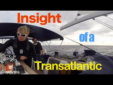 Insight of a Transatlantic - My first crossing !