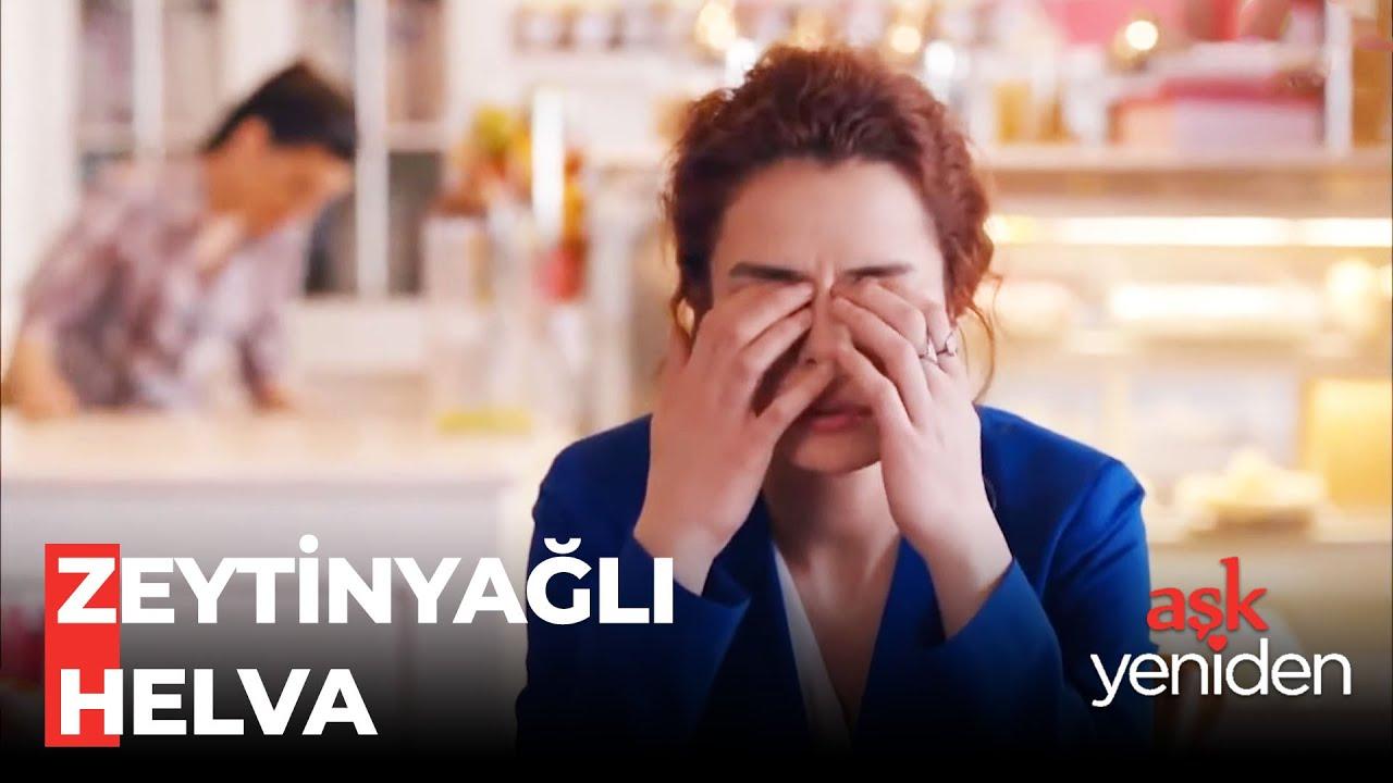 Çilekeş Zeynep'in Helva Tadımı - Aşk Yeniden