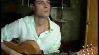 "Александра (из к/ф ""Москва слезам не верит"") на гитаре."