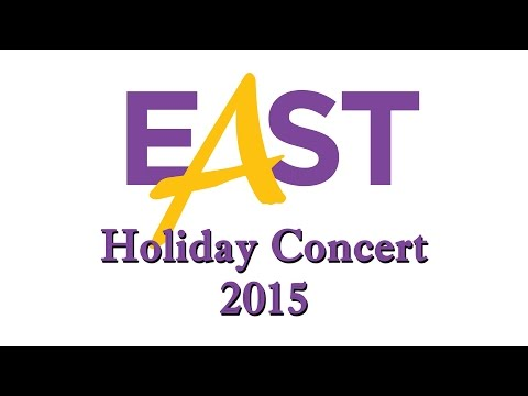 East High School Holiday Concert 2015 in HD