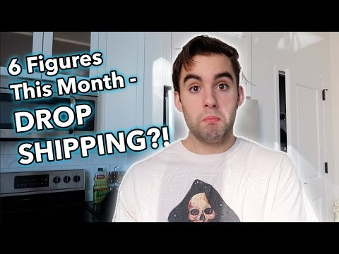 6 Figures This Month Dropshipping (New Store + 3 Strategies To Boost Sales)