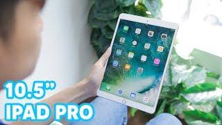 """iPad Pro 10.5"""": màn hình 120Hz, viền siêu mỏng, 4 loa"""