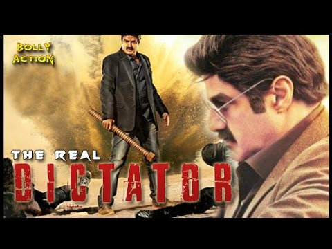 The Real Dictator Full Movie | Hindi Dubbed Movies 2018 Full Movie | Balakrishna | Action Movies