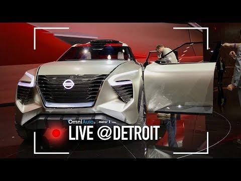 Nissan Xmotion, la concept per il design di domani | Salone di Detroit 2018