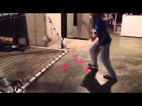 Tekk Trainer rebounder Heel