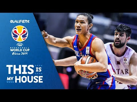 Philippines v Qatar - Full Game - FIBA Basketball World Cup 2019 - Asian Qualifiers