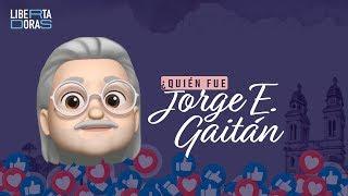 ¿Quién fue Jorge Eliécer Gaitán?   Historia en emojis   El Espectador