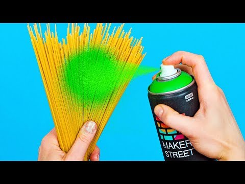 30 MUST-TRY FOOD HACKS AND CRAFTS