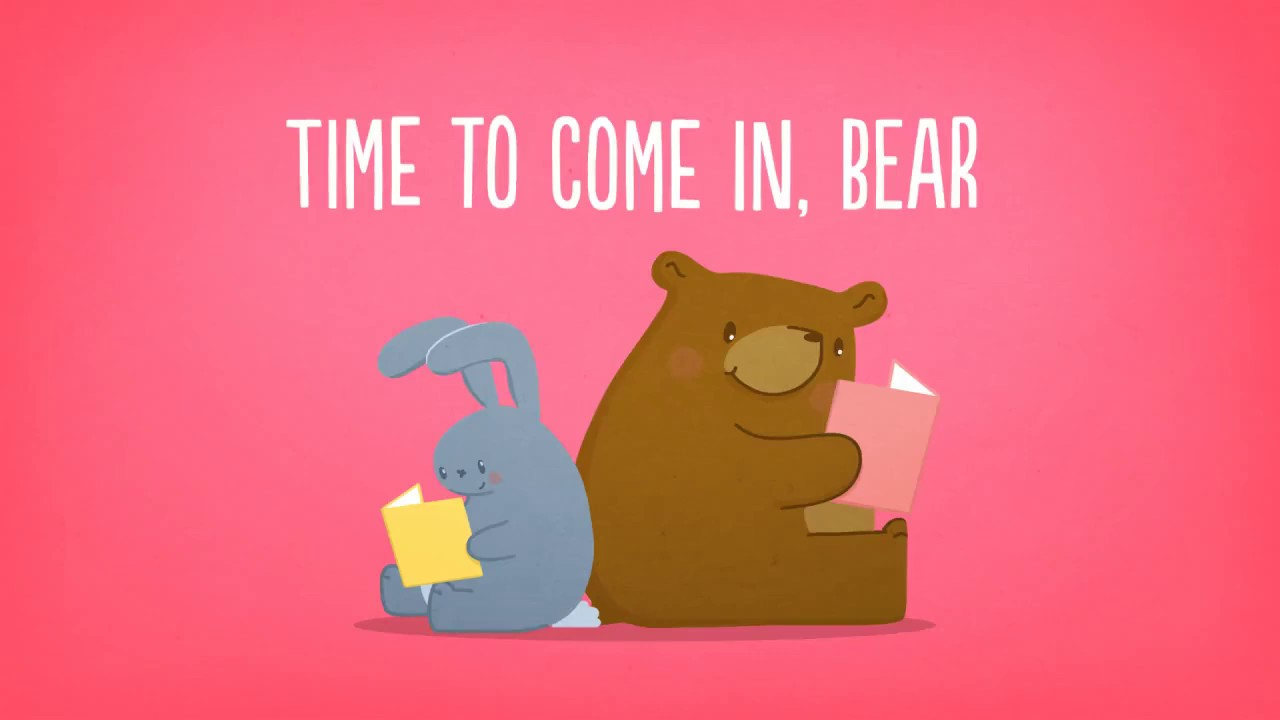 Time to Come In, Bear: A Children's Story About Social Distancing ...
