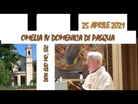 25 aprile 2021 - IV Domenica di Pasqua