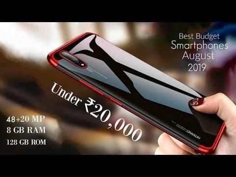 Top 5 Best Smartphone Under ₹20000 $250