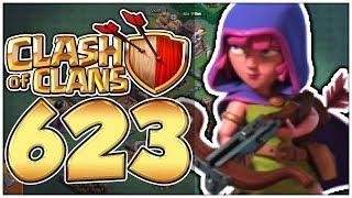Clash Of Clans Part 623: SCHLEICHSCHÜTZE auf Level 9 verbessern!