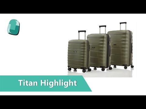 titan highlight trolley s