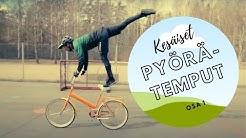 Kesäiset pyörätemput osa 1 / Summer bike tricks part 1