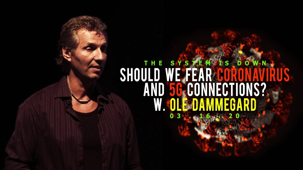 155: Should We Fear C19 and 5G Connections? w. Ole Dammegard