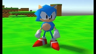 Sonic The Hedgehog 64 (Sonic Fangame)