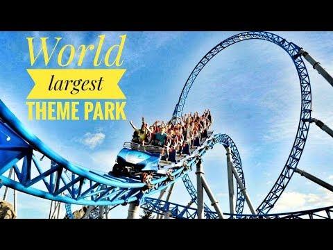 IMG worlds of Adventure  dubai || worlds largest  theme park || shot on oneplus  6T ||