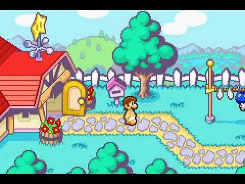 Game Boy Advance Longplay 064 Mario Luigi Superstar Saga