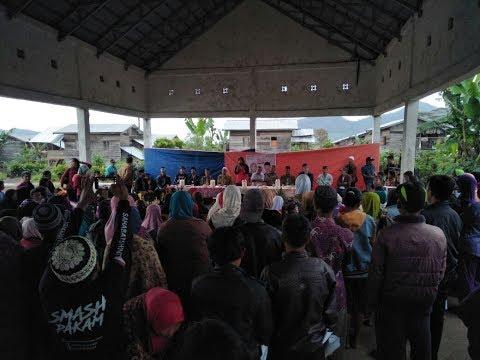 Masyarakat Dapil 5, Berharap Shinta-Suryadi Pimpin Muara Enim
