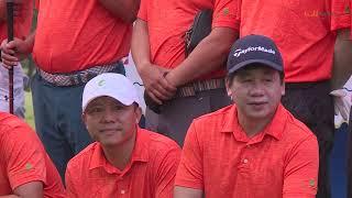 Tam Dao Golf Club Open Championship 2019 chính thức khởi tranh