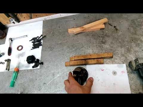 Ремонт двигателя Лада Приора. После рукожопов. Немного сборки. Часть 3