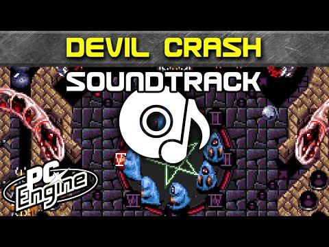 Devil Crash (Devil's Crush) soundtrack | PC Engine / TurboGrafx-16 Music