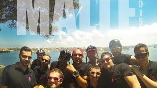 La PINK ARMY in Malte 2015