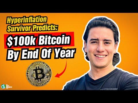 Hyperinflation Survivor Predicts $100k Bitcoin